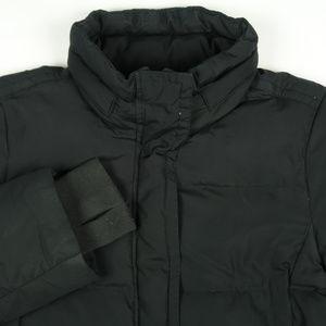 J Crew Down Full Length Puffer Jacket Size XS